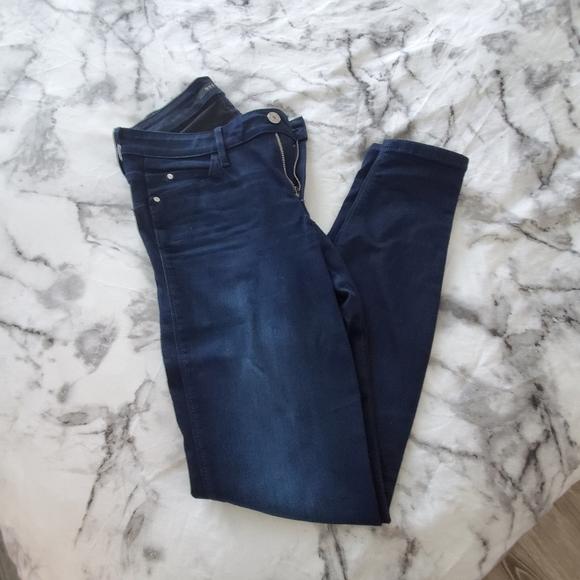 Dark blue Guess jeans